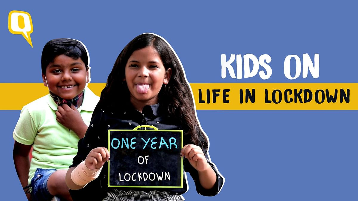 One Year of Life Under Lockdown, Through the Eyes of Kids