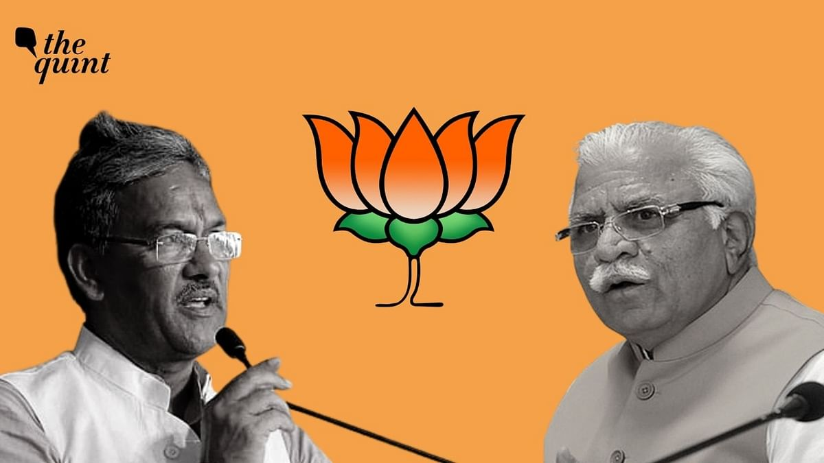 Haryana & Uttarakhand: The Common Factor Behind BJP's Troubles