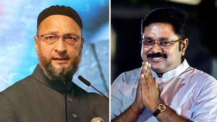 'AIADMK is Now Modi's Party': Owaisi