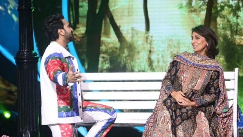 Indian Idol 12: Neetu Will Be a Guest in Rishi Kapoor Special