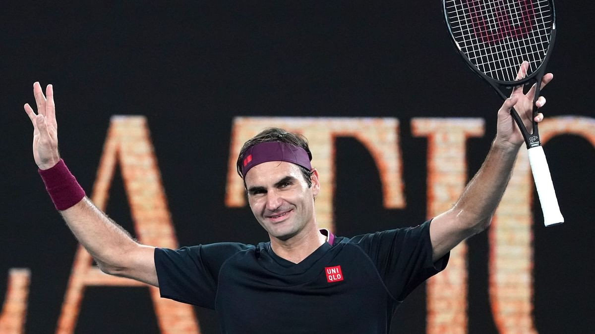 Defending Champion Roger Federer  Out of Miami Open 2021