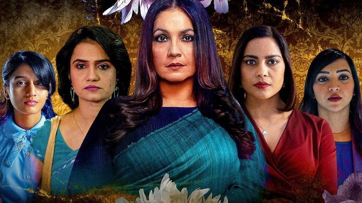 <p>Pooja Bhatt talks about how the film industry forces you to put on a facade.</p>