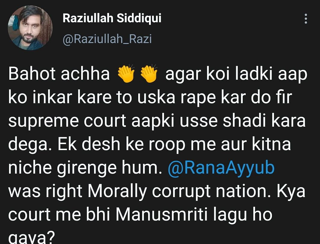 Twitter Reacts to CJI's 'Will You Marry Her?' Comment in Hearing