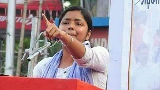 CPI(M)'s Minakshi Mukherjee to Contest From Nandigram