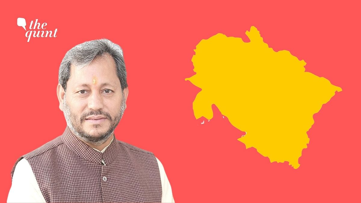 """<div class=""""paragraphs""""><p>Tirath Singh Rawat may resign as Chief Minister of Uttarakhand</p></div>"""