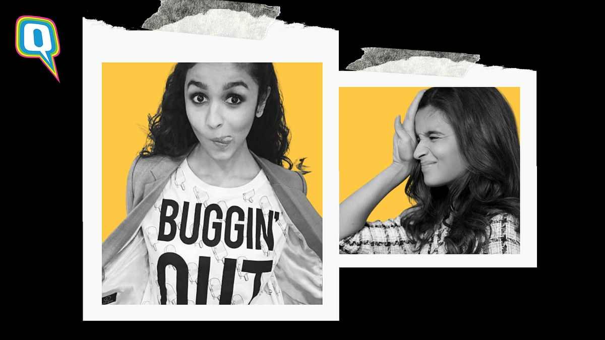 Watch Alia Bhatt's Hilariously Candid Moments With the Media