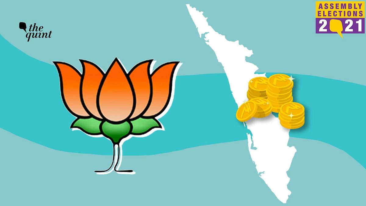 """<div class=""""paragraphs""""><p>In Kerala Assembly elections, a cash crunch has hit Congress and CPI(M) even as the BJP finds it easy to raise  funds.</p></div>"""