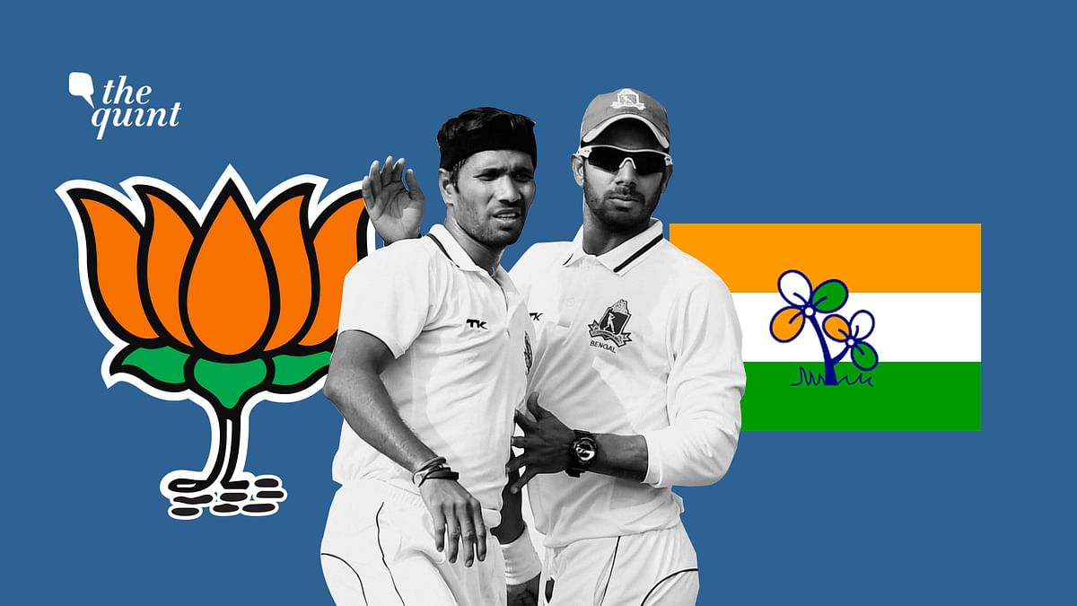 <p>Pitch To Politics: Manoj Tiwary &amp; Ashoke Dinda On New 'Innings'</p>