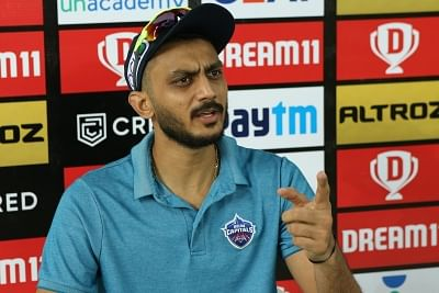 Axar Patel has joined the Delhi Squad after recovering from COVID-19
