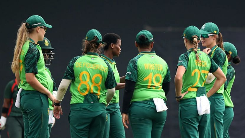 South Africa's captain apologised to stakeholders for the administrative crisis in Cricket South Africa (CSA).