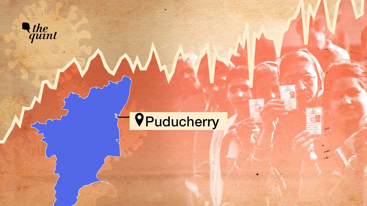The recovery rate of Puducherry is 88.8% which is higher than the national average of 86%.