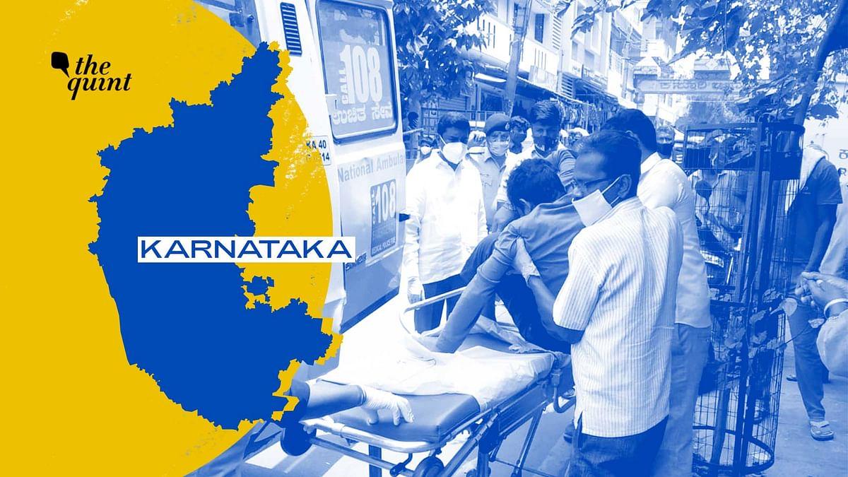 Karnataka's COVID Woes: Patients Die on Road, Sleep on Pavements
