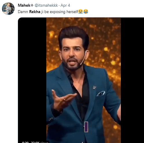 Twitter Is Obsessed With Rekha's Joke on Falling for a Married Man