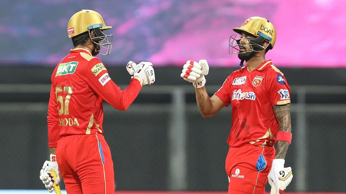 Punjab Kings skipper K.L. Rahul called on his batsmen to bat fearlessly just like Deepak Hooda after they beat Rajasthan Royals on Monday night.