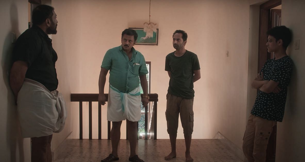 A still from <i>Joji.</i>