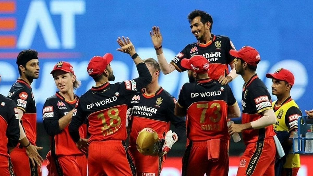 IPL Auction 2021: Full squad list of Royal Challengers Bangalore.