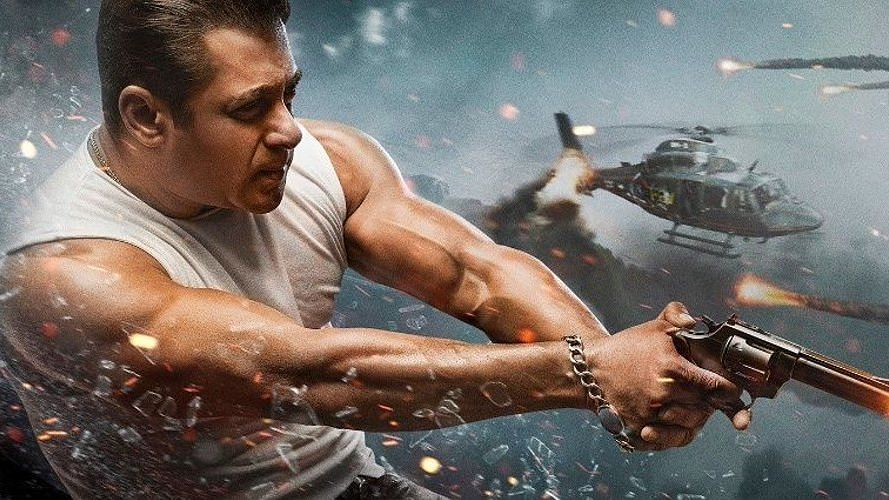 "<div class=""paragraphs""><p>Salman Khan in 'Radhe'poster.</p></div>"