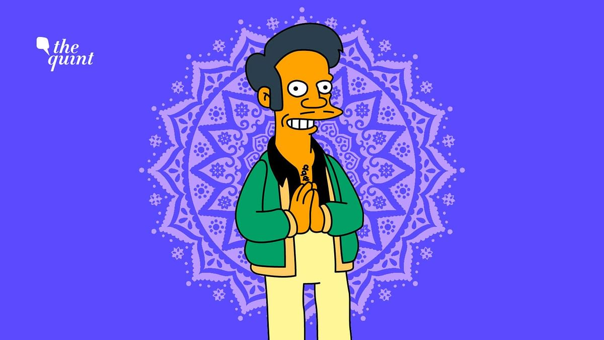 In his apology, the American actor admitted that the character of Apu had 'become a slur' in American communities.