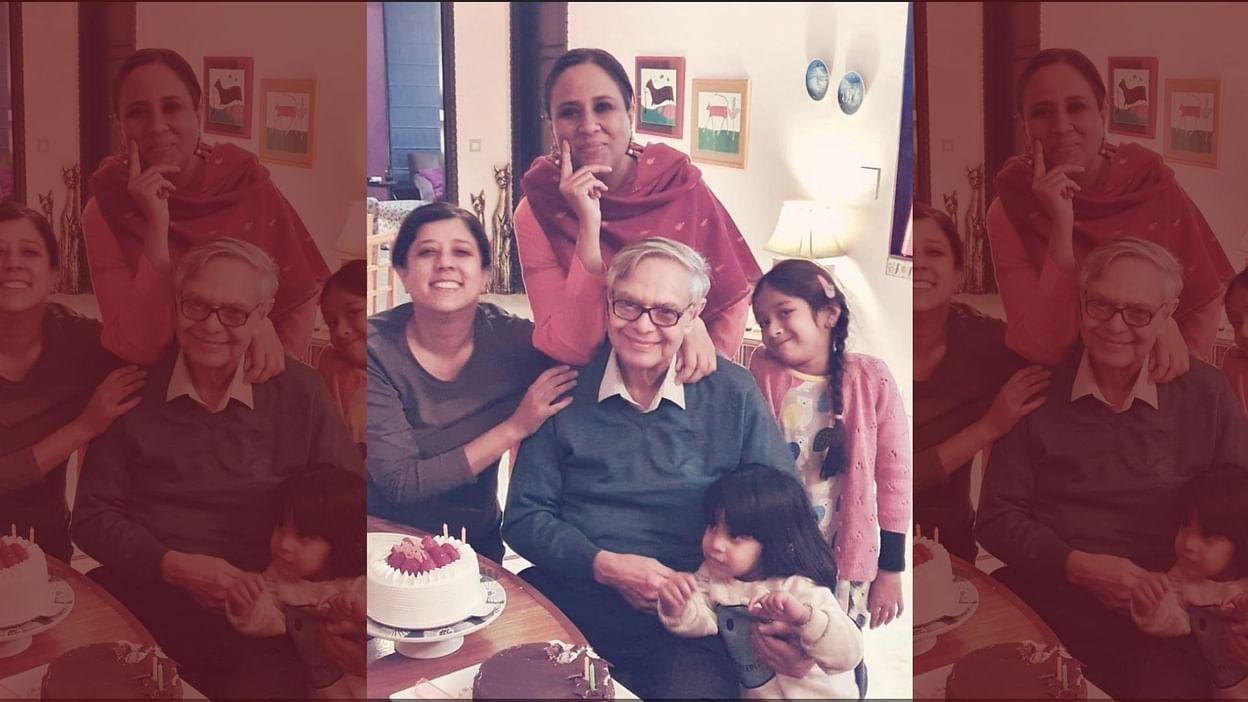 Journalists Barkha & Bahar Dutt's Father SP Dutt Loses Battle to COVID-19