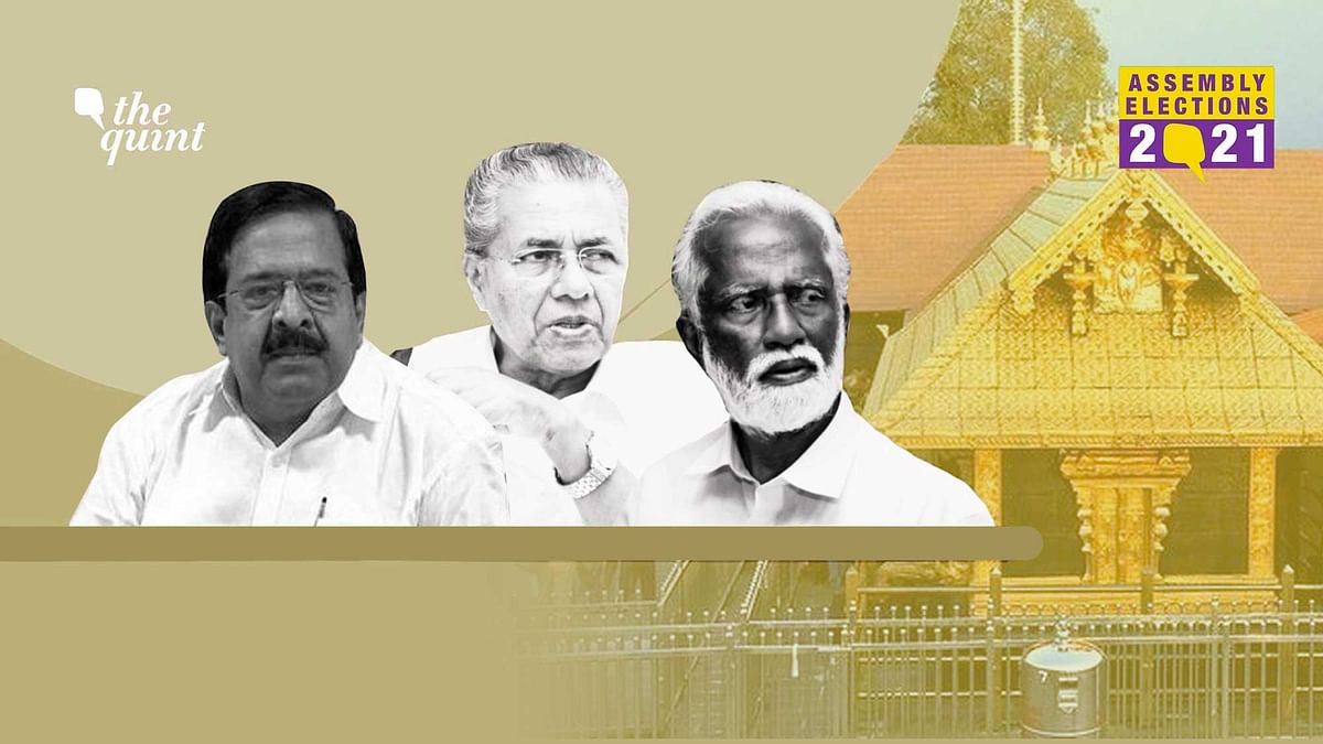 Sabarimala became a hot topic of debate on polling day in Kerala.