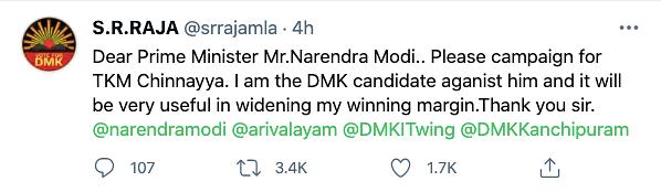 DMK Candidates Taunt PM Modi, 'Invite' Him to Their Constituencies