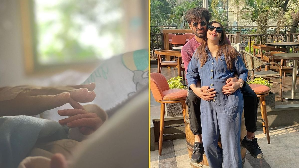 "<div class=""paragraphs""><p>Addite Malik and husband Mohit have been blessed with a boy.</p></div>"