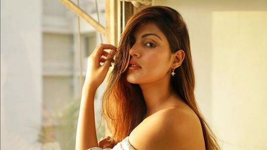 Rhea Chakraborty Reacts to Rumours of Participating in 'Bigg Boss 15'