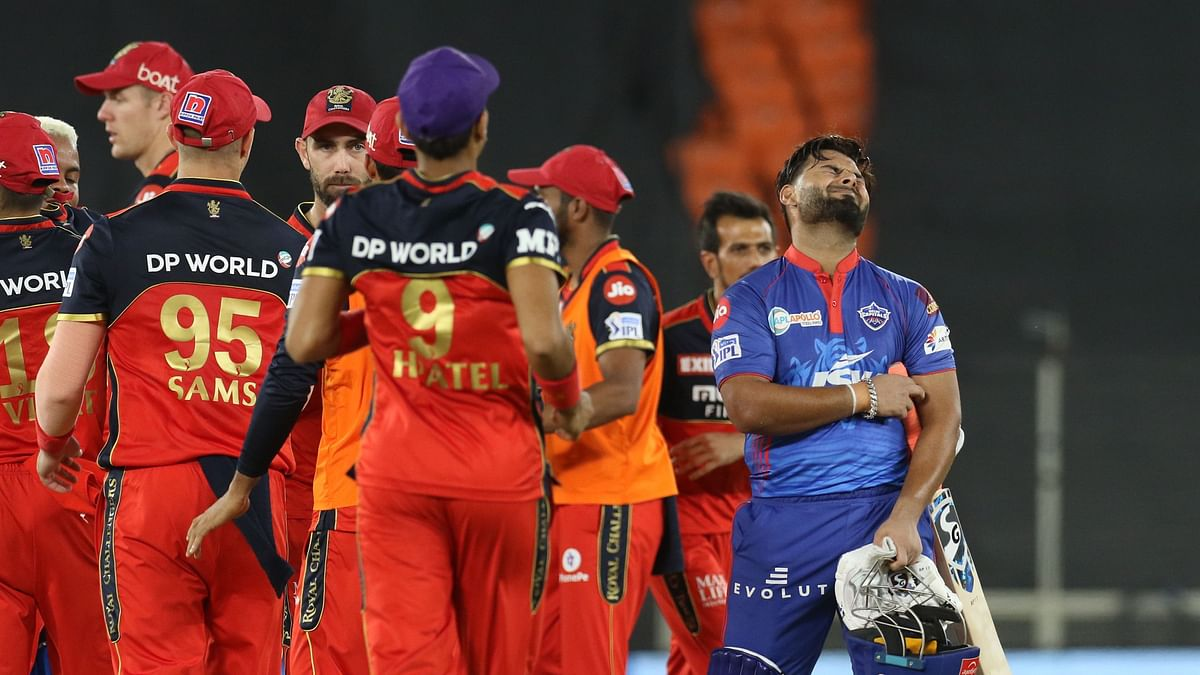 IPL 2021 Points Table: RCB on Top Spot After Beating DC