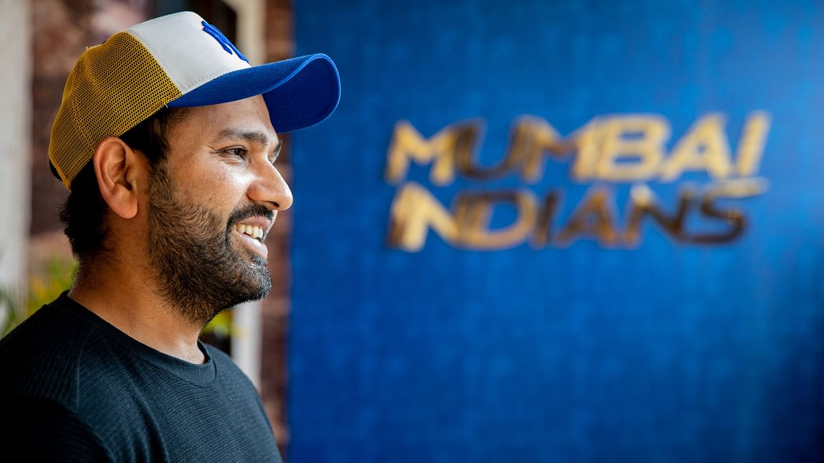 Rohit Sharma's Mumbai Indians' are looking to become the first IPL team to win a hat-trick of titles.