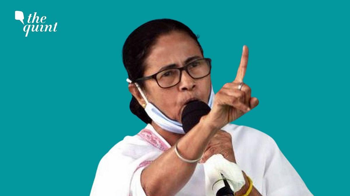 File image of West Bengal CM Mamata Banerjee.