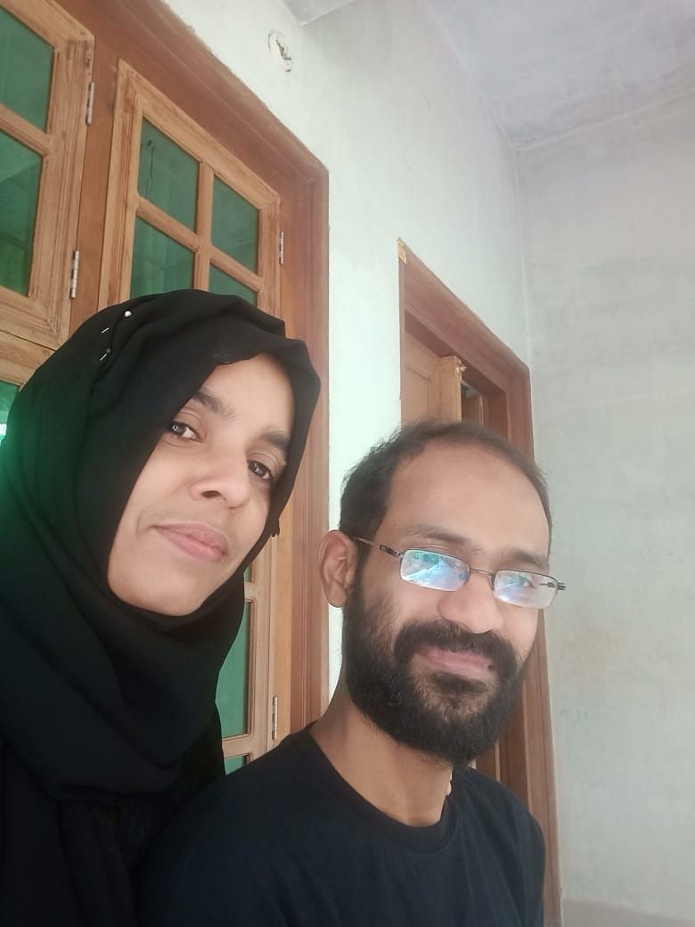 """Raihanath says she is worried about her husband's health as his sugar levels go high every time he is not given food on time. """"His medication will not work without food,"""" she said."""