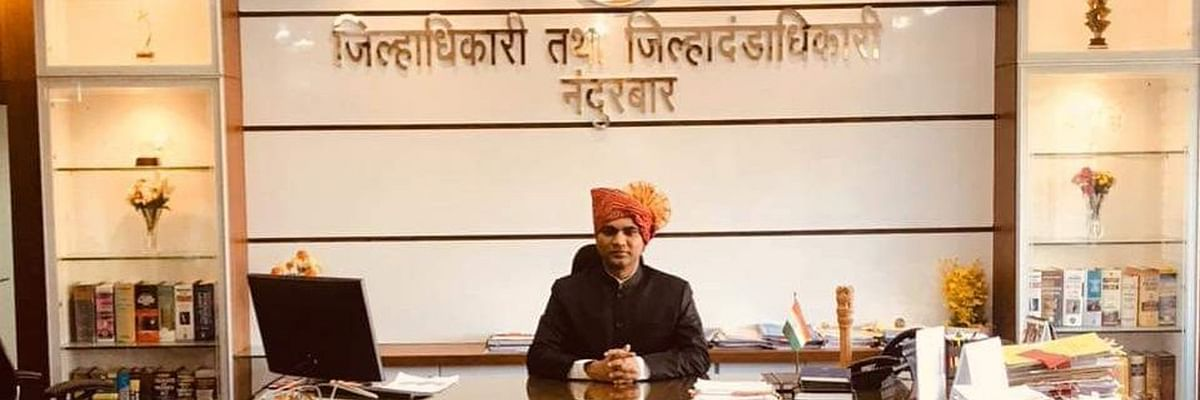 """<div class=""""paragraphs""""><p>IAS Rajendra Bharud</p></div>"""
