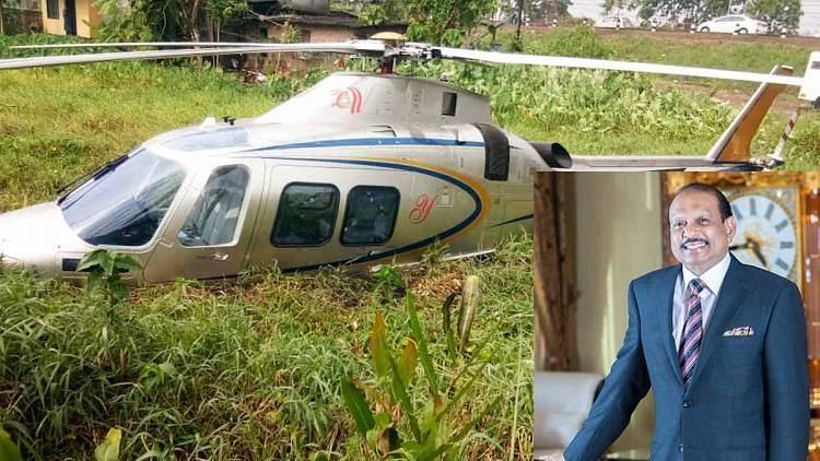 Chopper With Lulu Group's Owner Makes Emergency Landing in Kochi
