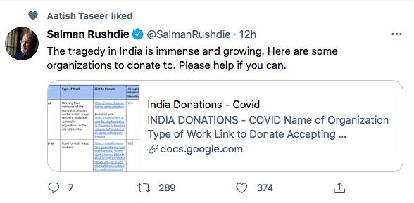 Silicon Valley, US Congress Desis Send Help As India Battles COVID
