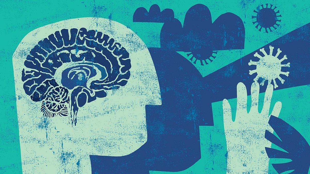 What's causing the neurological effects of COVID?