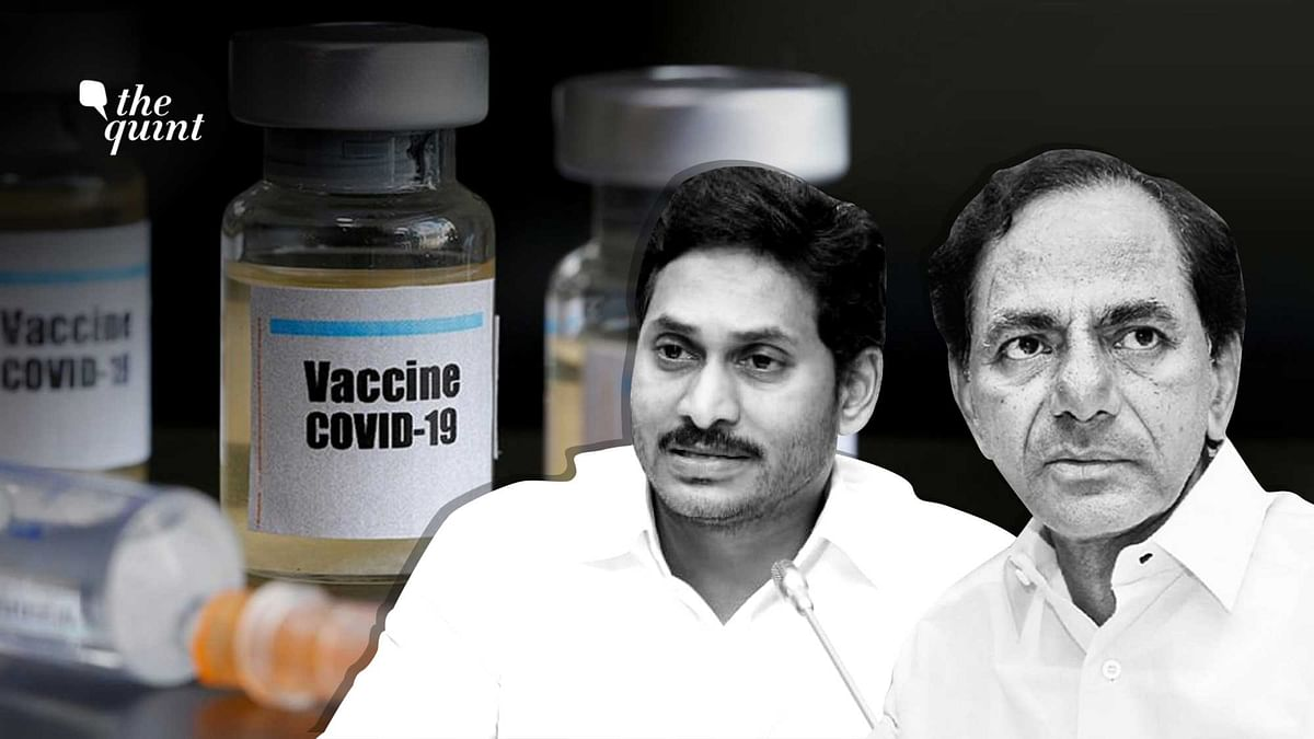 7 Bids: How Telugu States Warned the Centre of Vaccine Shortfall