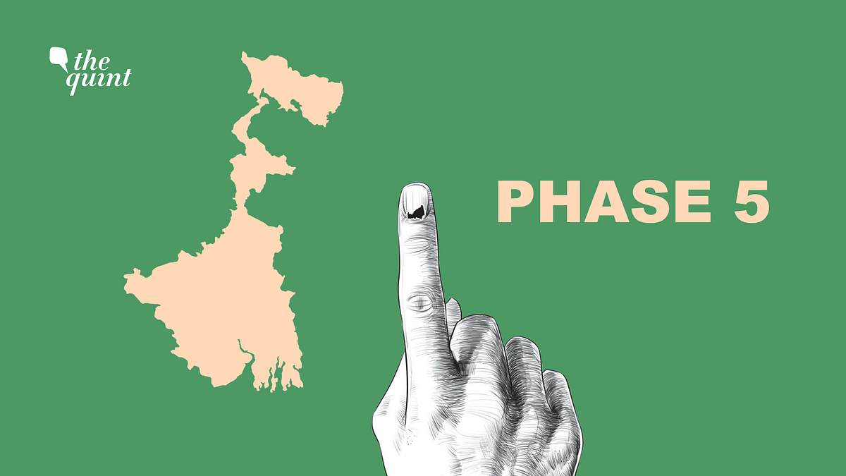 WB Polls: Voting  Concludes For Phase 5 With 78.36% Turnout