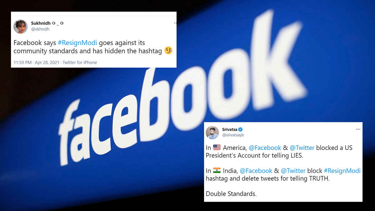 """<div class=""""paragraphs""""><p>FB Receives Flak for Accidentally Blocking Posts With #ResignModi</p></div>"""