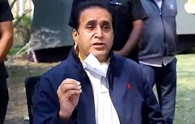 """<div class=""""paragraphs""""><p>Anil Deshmukh on Monday filed a writ petition in the Bombay High court seeking quashing of the FIR registered against him by the  CBI.</p></div>"""