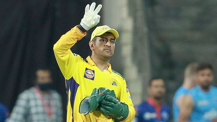MS Dhoni was fined INR 12 lakh for CSK's slow over-rate.