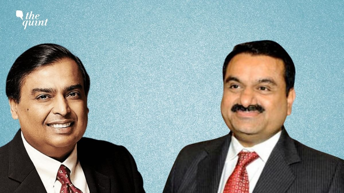 With Ambani, Adani, India at Rank 3 on Billionaires' List: Forbes