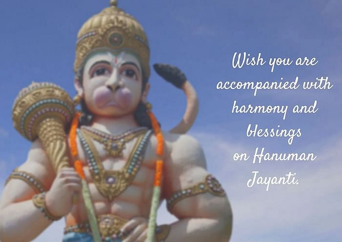 """<div class=""""paragraphs""""><p><strong>Hanuman Jayanti Wishes in English</strong></p></div>"""