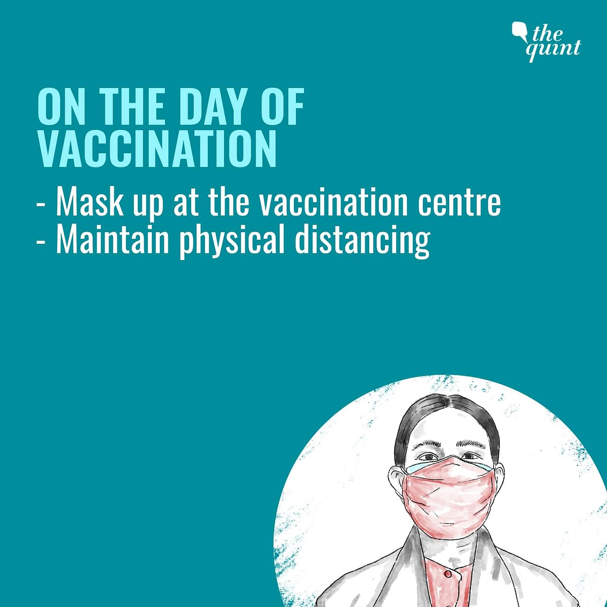 Tips for going for COVID vaccine. Image used for representation only.