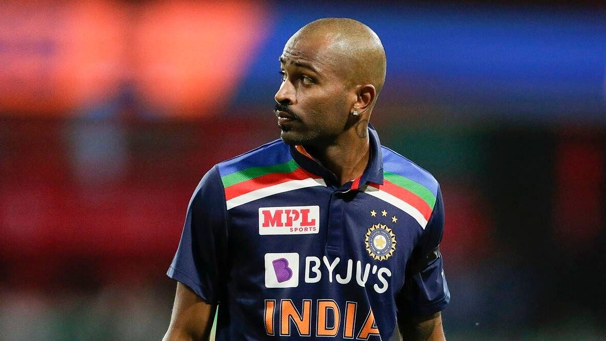 Hardik Pandya said that he realised the importance of mental health after he started playing at the highest level.