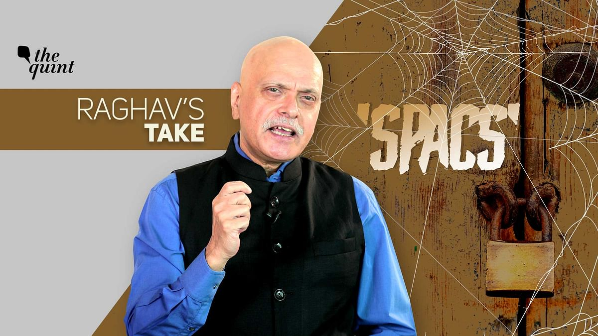 Image of The Quint's Co-Founder & Editor Raghav Bahl used for representational purposes.