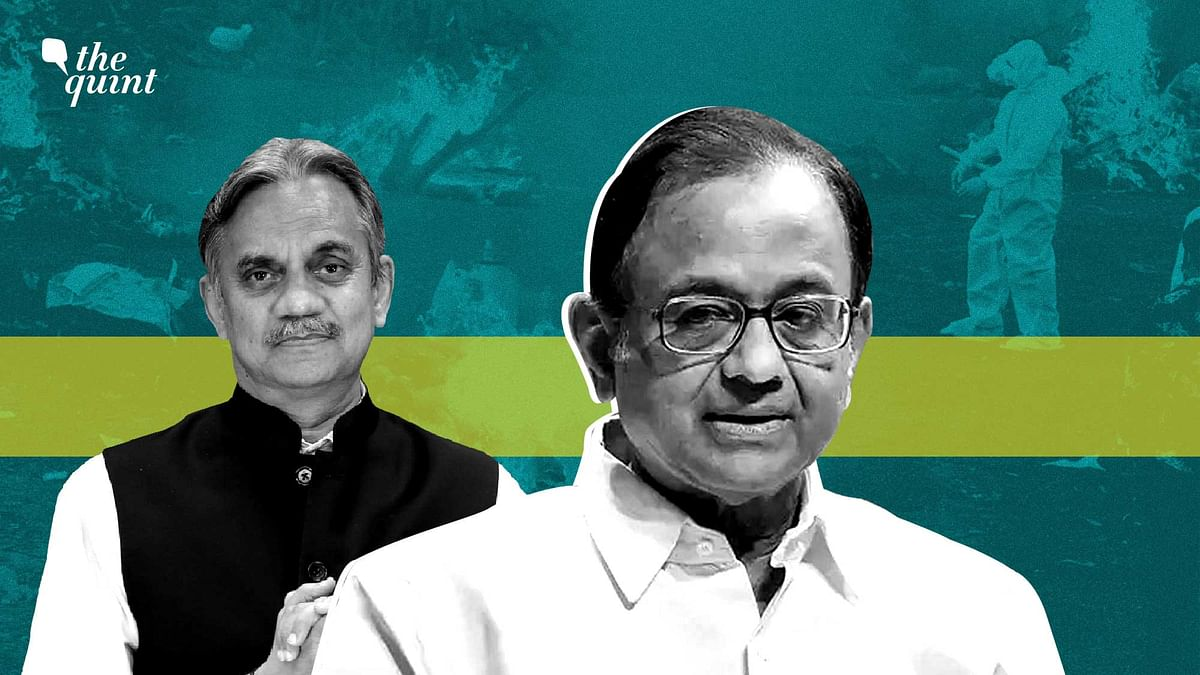 'Govt Thought It Could Win COVID Battle With Bluff': Chidambaram
