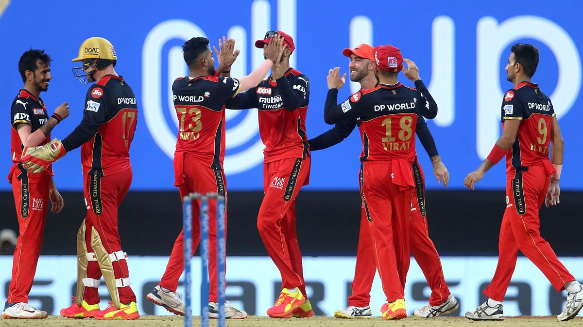 Royal Challengers Bangalore have started IPL 2021 with three wins on the bounce.