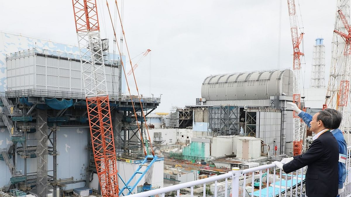 Japan to Dump Over 1 Mn Tonnes of Fukushima Plant Water Into Ocean