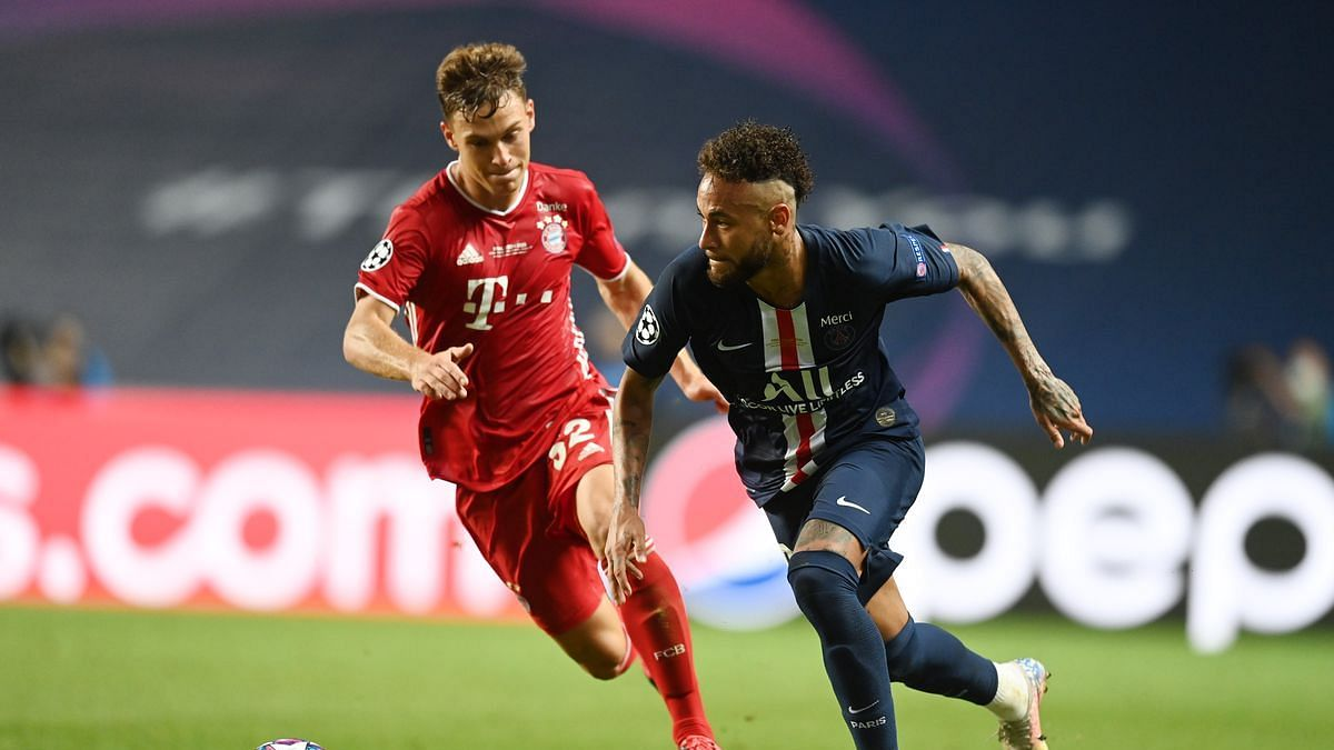 PSG and Bayern Munich will face off in one of the high-profile clashes in the UEFA Champions League quarter-finals.