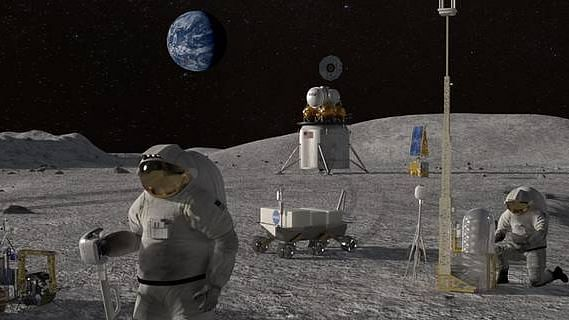 NASA Seeks to Send 1st Woman & Person of Colour to Moon in 2024